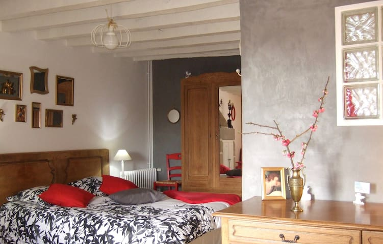 B&B nature et charme, proche Mont St-Michel ❤️