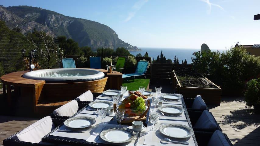 Prox Monaco seaviews rooftop terrasse parking