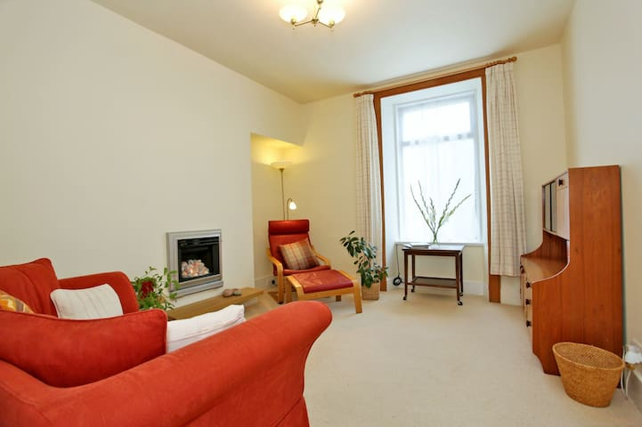 Aberdeen centrally located Flat
