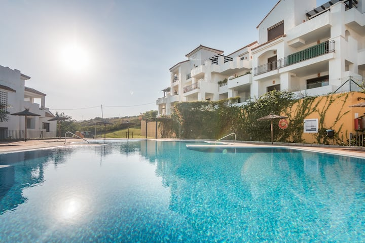 2209-Luxury villa with terraces, jacuzzi and pool