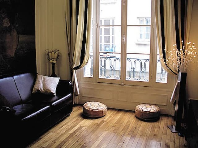 appartement 45m2 bel emplacement - Paris - Leilighet