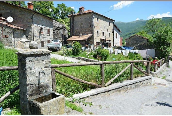 La Casa nella montagna