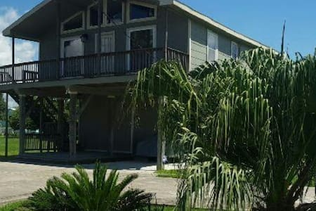 By the bay, close to Kemah, Houston and Galveston - San Leon