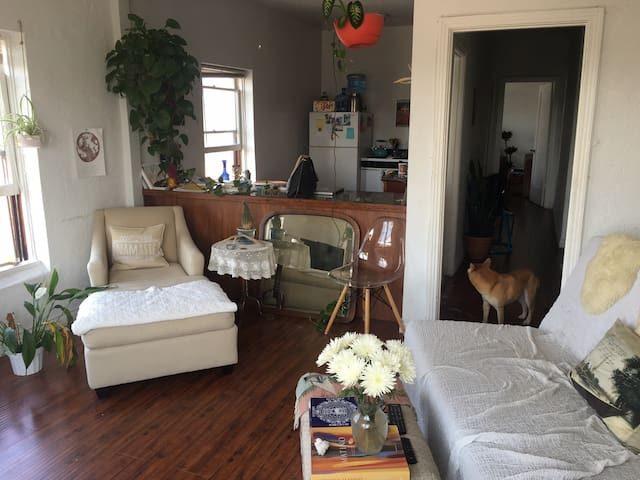 Larchmont Art-Deco 1 Bedroom