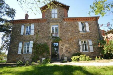 Majestic 5 bed Rural Retreat & Pool - Le Ségur