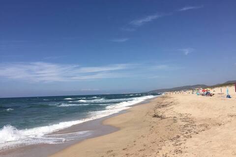 HOUSE ON THE BEACH & POOL SARDINIA