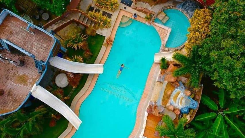 Miggys STANDARD Room Secretgarden Resort Kalibo