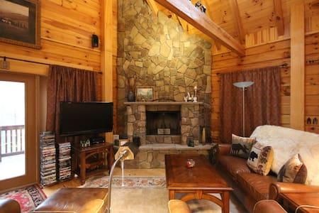Spring Water Cabin - Brevard - Cabin