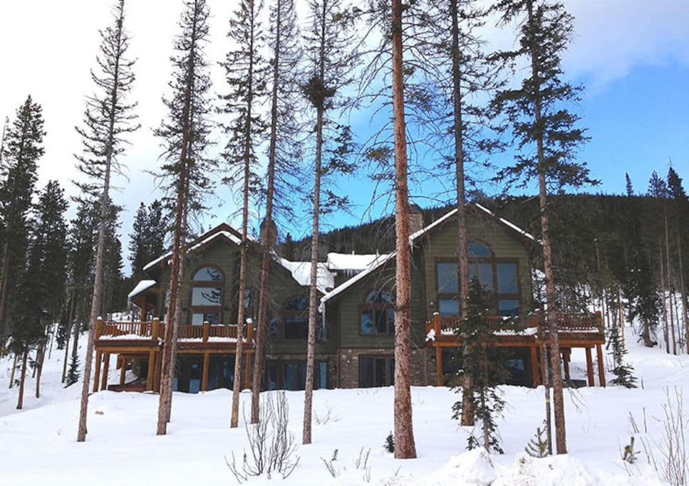 Dreamcatcher 180 vacation homes for rent in winter park for Cabin rentals in winter park co