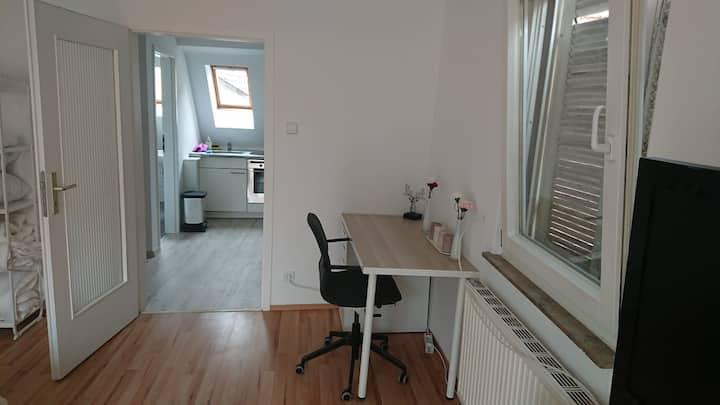 Frisch sanierte Wohnung in Stuttgart-Heumaden