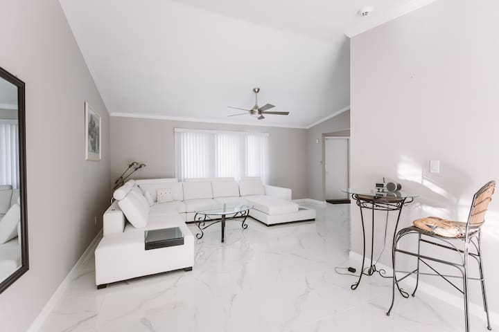 Bright and clean Formal Living Room