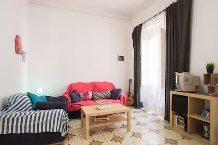 Habitación bohemia en Canalejas - Alicante