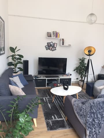 Appartement familial Cambrai centre