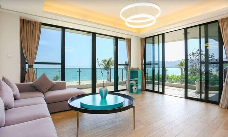 【海蓝时】华润小径湾海景花园洋房6+2房