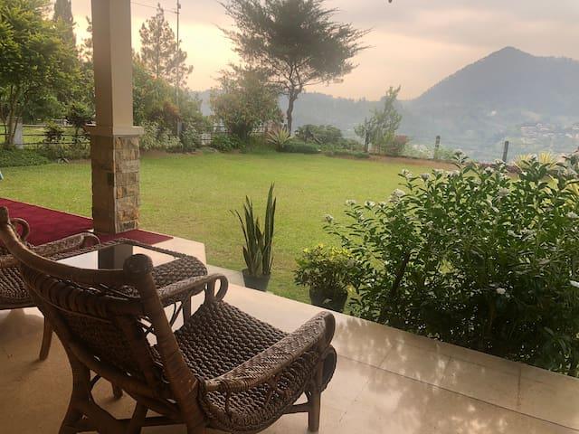 Villa Syariah with Amazing View