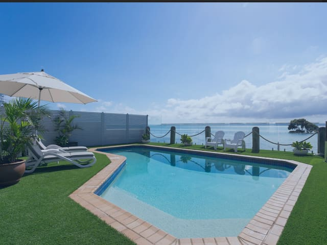 Picturesque Views from the Pool of Moreton Bay