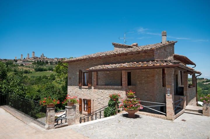 Villa la Porticciola- very close to city center