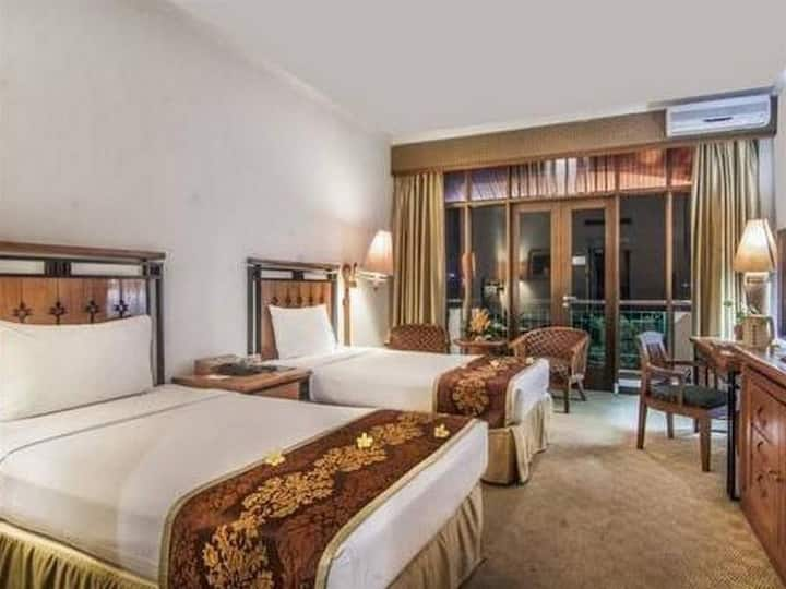 Valuable Room Deluxe At Bogor