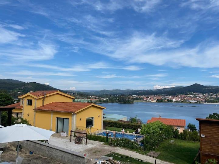 Naturaleza  y Ocio en Salinas Ulló - Ría de  Vigo
