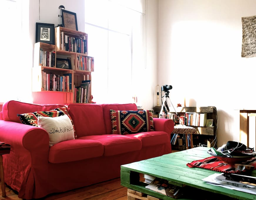 Living room - Reading Space