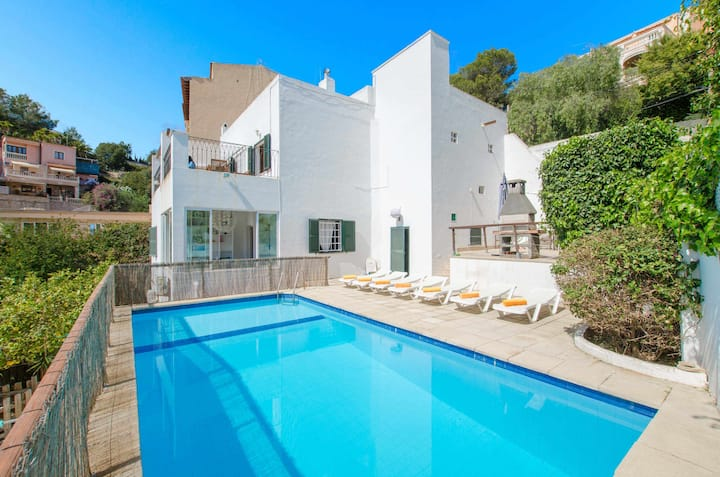 YourHouse Ca Na Salera - chalet with pool in Palma de Mallorca