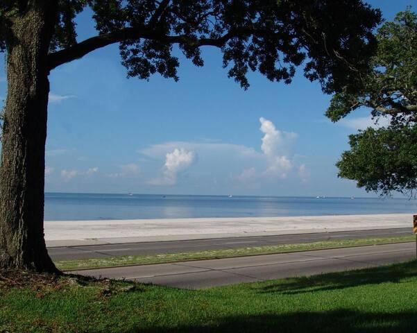 Gulf Retreat