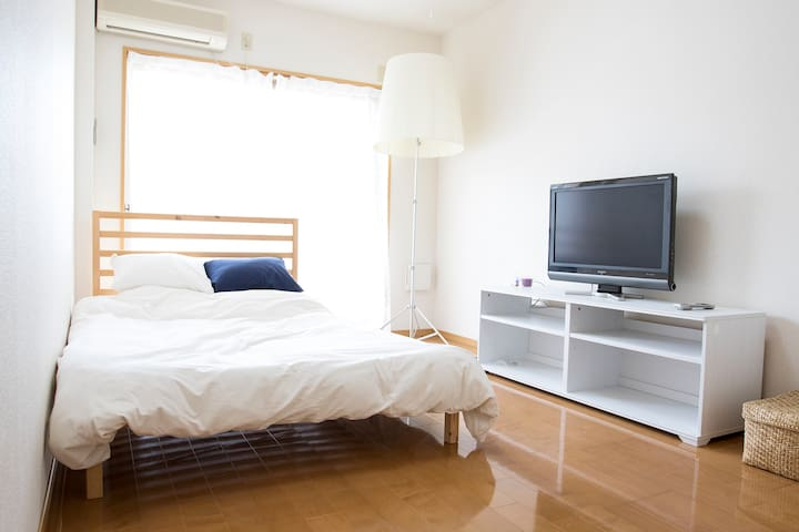 高級マンションで快適滞在 | Comfortable stay at luxury flat - Maebashi-shi - Apartament