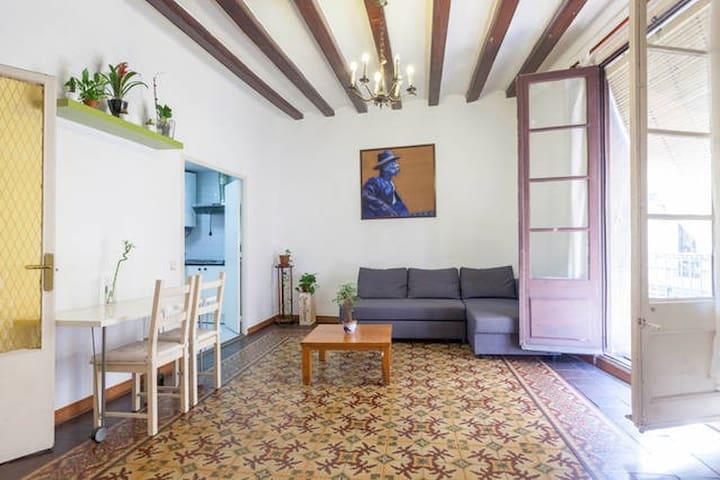 Bonita suite en el Gótico - Barcelona - Pis