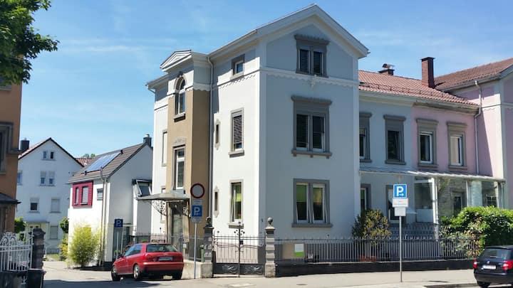 Wohlfühl-Oase mitten im Zentrum von Ravensburg