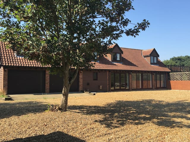 Beautiful Cart Lodge in 4 Acres - Kenninghall - Haus