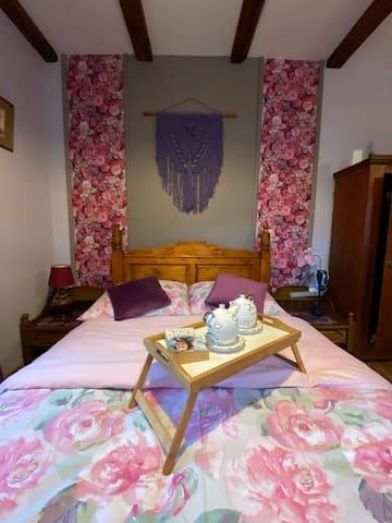 Triple Room in the Alpaca Gardens (zagrodaalpakoterapii)