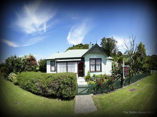 Station House Motel Family Cottage
