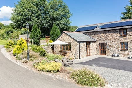 Todsworthy Farm Holidays, 4* accommodation