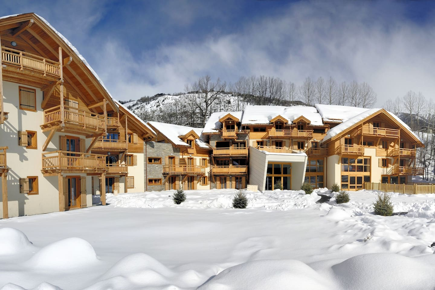 It's the perfect place to stay on your next ski vacation.