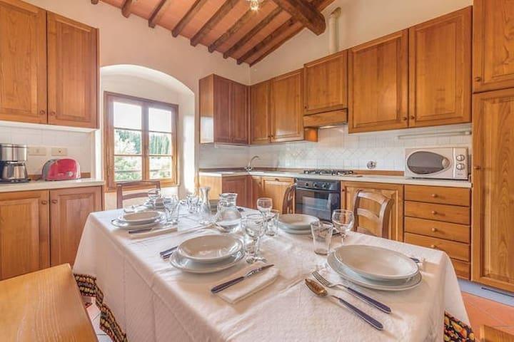 Beautiful 16th century Tuscany Cottage Florence - Bagno a Ripoli - House