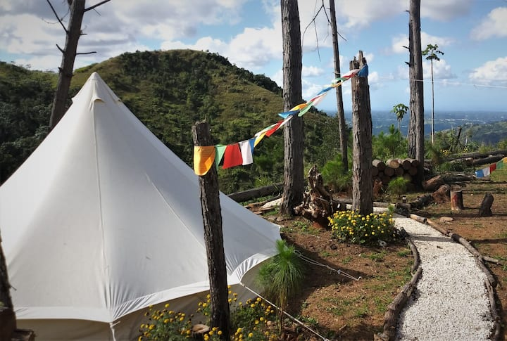 Exclusive Glamping for Family group