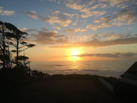 Oceanfront Retreat in Newport