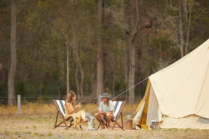 Everything you need for comfortable camping