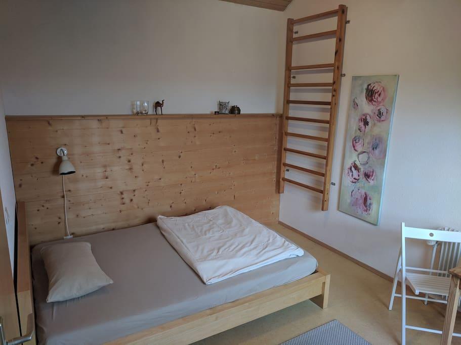 Schlafecke Bett 140x200
