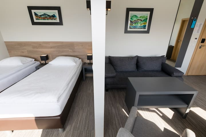 Hotel Vellir, Junior Suite