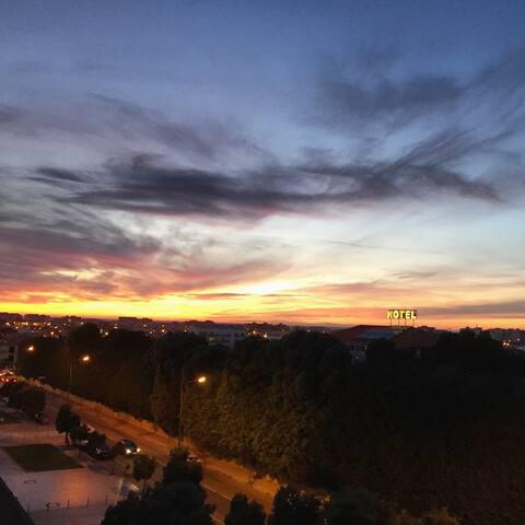 Quarto Caracas a Ver-o-Mar (clipovoa)