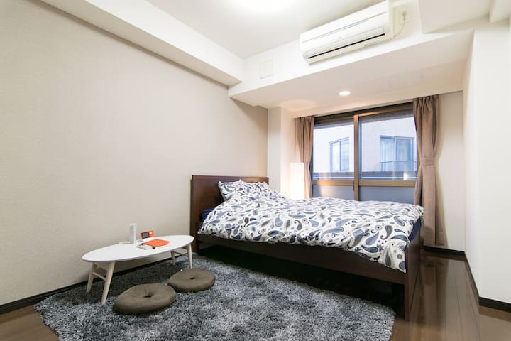 FREE Wifi★10min to Ogikubo Sta nearby Shinjuku!! - 杉並区 - Appartement