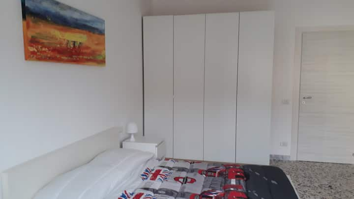 Bed and Breakfast SeaSound Salerno centro room 3