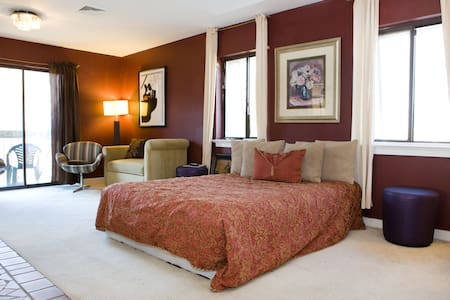 GAYLORD CONFERENCE- BIZDEAL/ BIG BED.WIFI.TV. $99! - Fort Washington