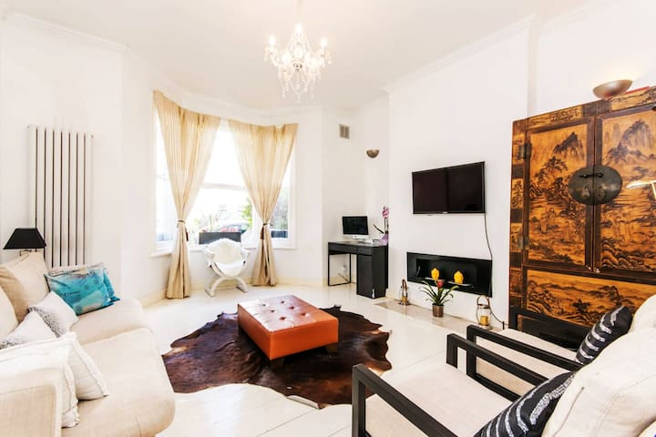 Lovely 2 Bedroom London Apartment Zone1 - 倫敦 - 飯店式公寓