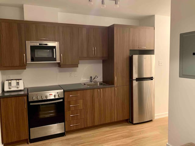 COZY  appartment near DOWNTOWN Montreal
