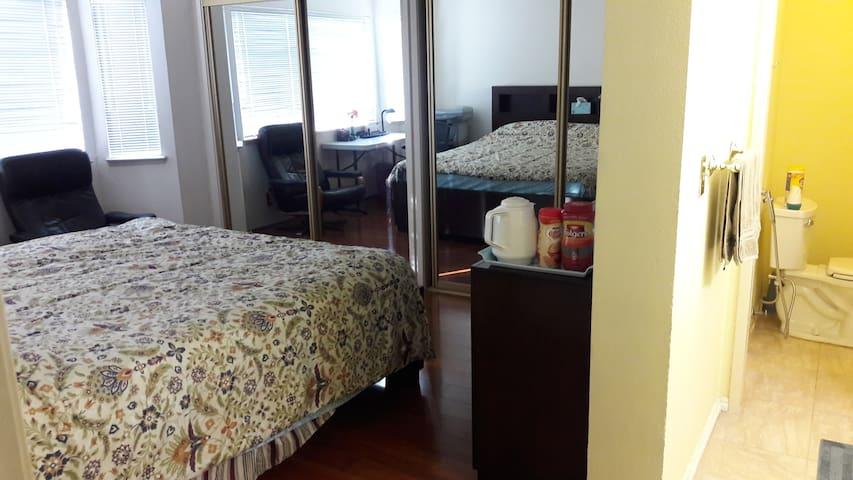 Privet Master Bedroom