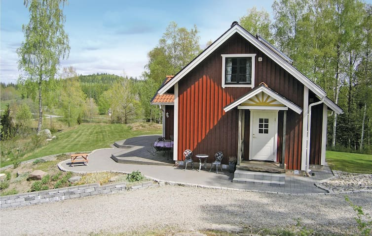 Holiday cottage with 2 bedrooms on 80m² in Rörvik