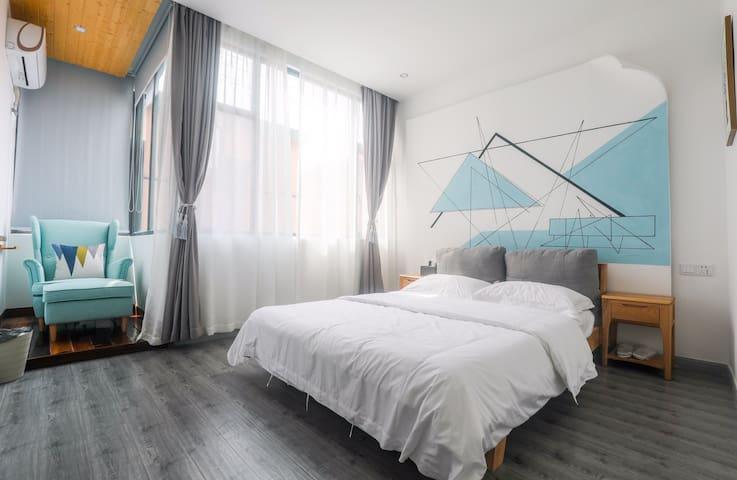 房间③家里米饭最香,1.5米大床