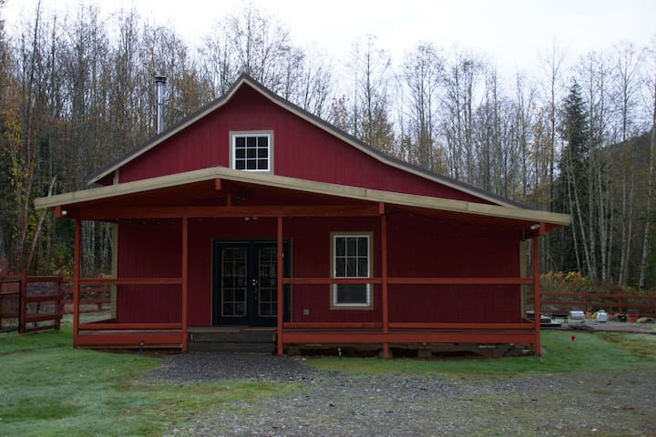Cabin at Ruby Acres